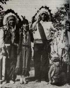 Los chippewa