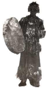 Chamán siberiano