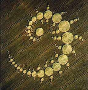 julia set crop circle
