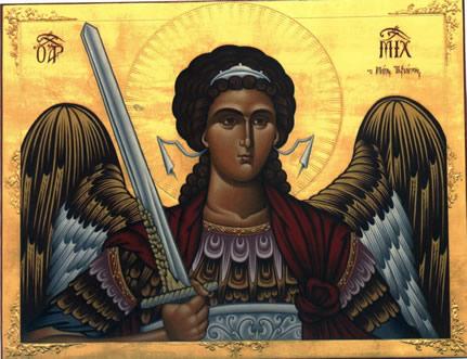Meditación para conectarse con el Arcángel Miguel 1